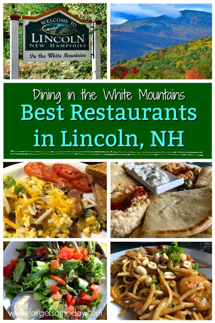 Lincoln Nh Restaurants New