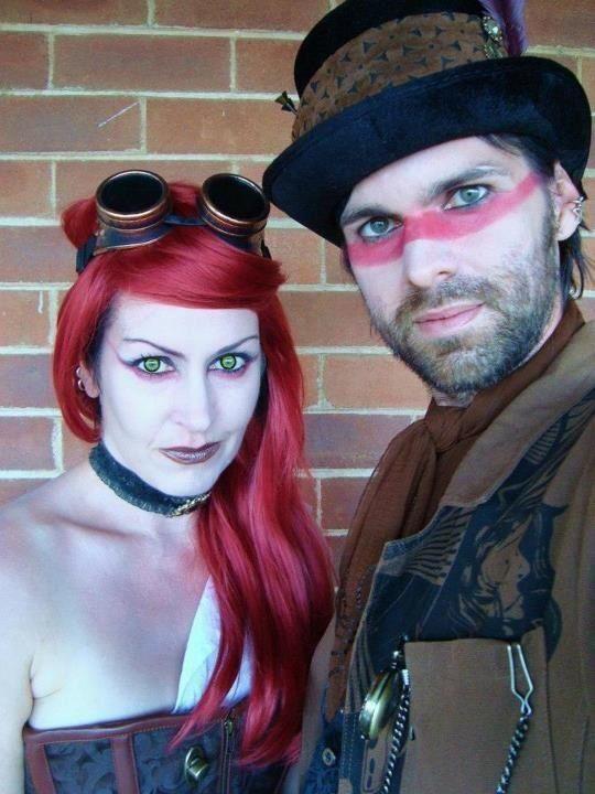 Rach and Matt DgS
