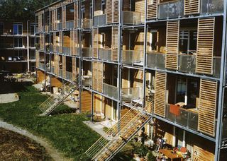 Eco-District at Vauban, Fribourg