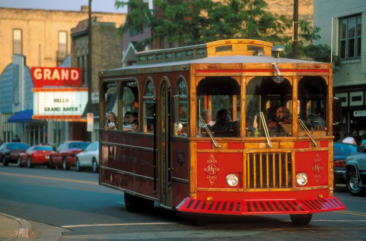 Grand Haven Trolley Tours