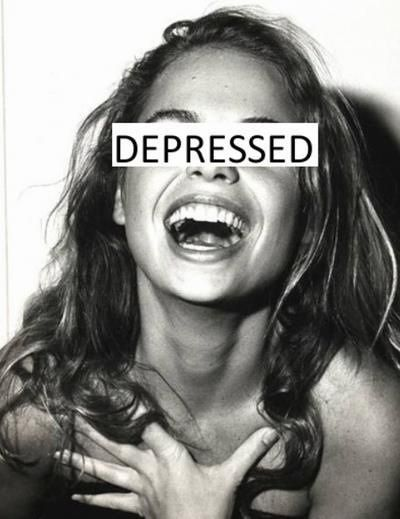 Depressed and pretending to be happy. ADHD / ADD Blessings!