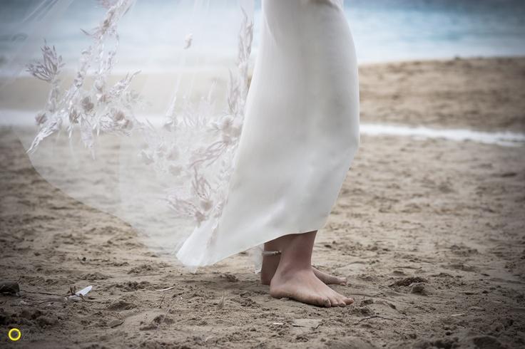 Daphni Veil- Nymphi Design Bridal Accessories