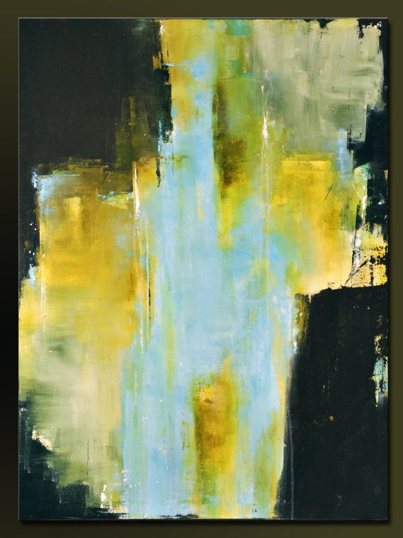 214 best Artwork / Abstract Paintings images on Pinterest | Abstract ...