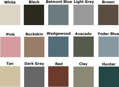 Front Door Color That Goes With Light Grey Vinyl Of