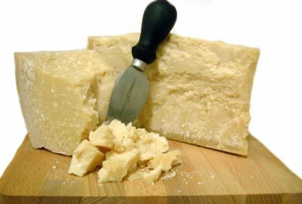 Don't be fool, go for the real thing: Parmigiano-Reggiano