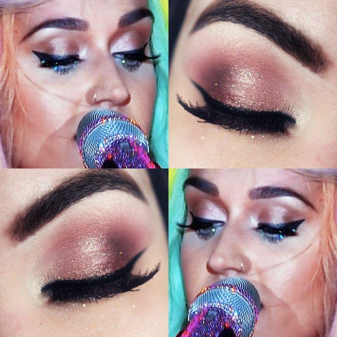 Tutorial – maquiagem da Katy Perry para brilhar