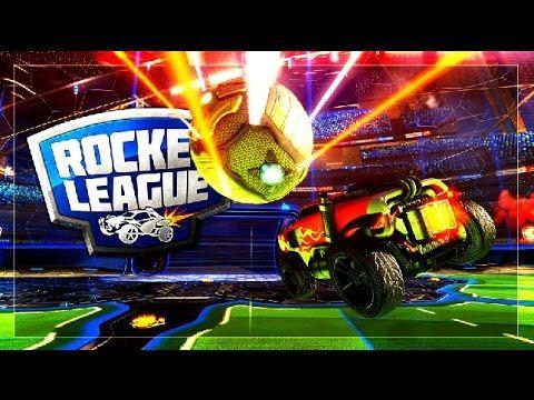 Rocket League -Играем Угораем