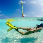 Amazing snorkelling #tadrai #fiji