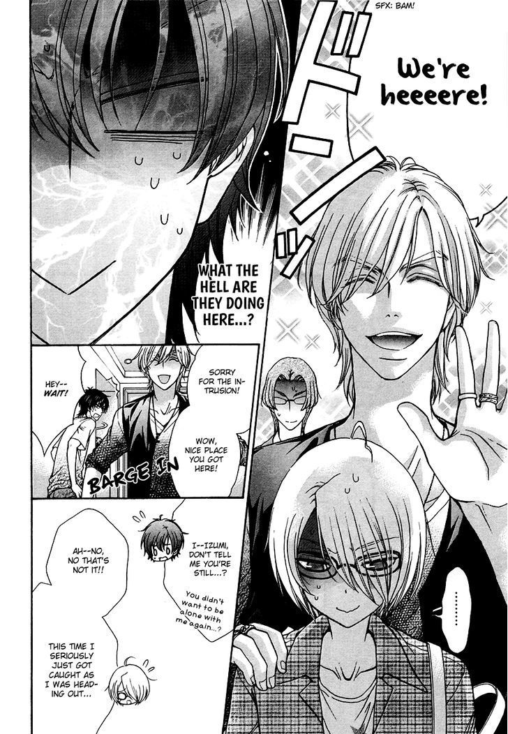Love Stage!! 19.5 - Read Love Stage!! vol.4 ch.19.5 Online For Free - Stream 1 Edition 1 Page 7 - MangaPark
