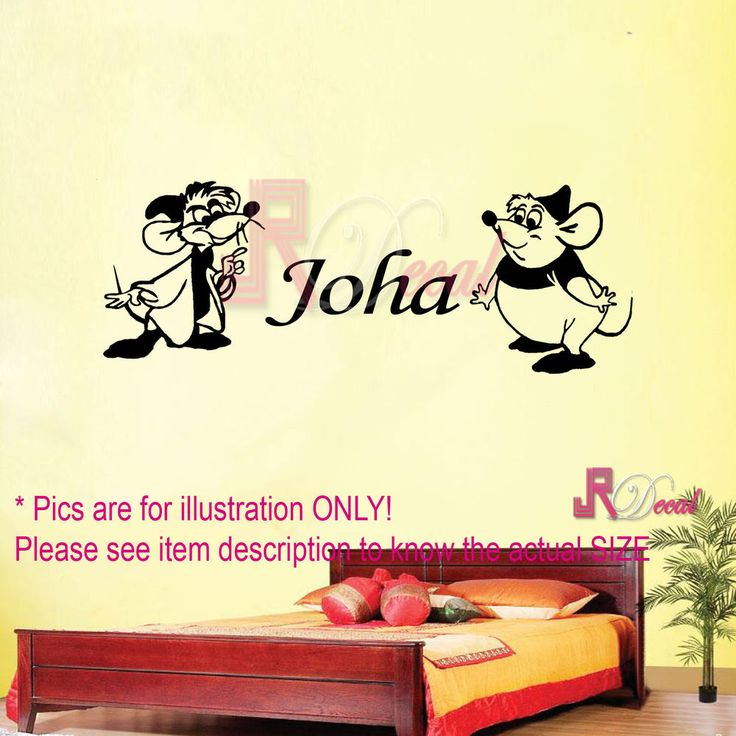 The 317 best Wall-art Stickers Decal Stencil Mural for Wall images ...