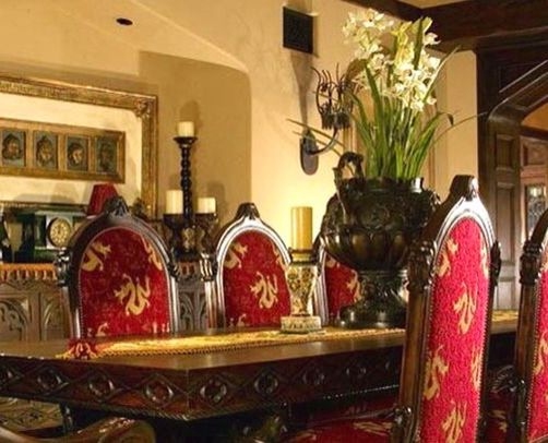 Old World Dining Room For The Home Pinterest