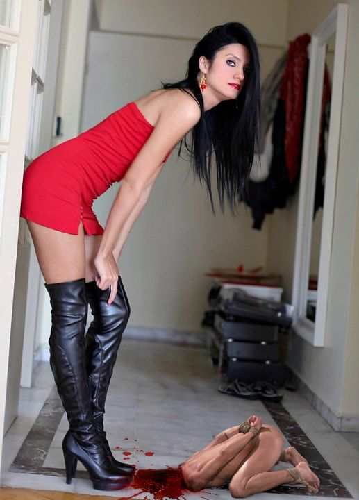 Mistress valkyrie foot worship - 3 7