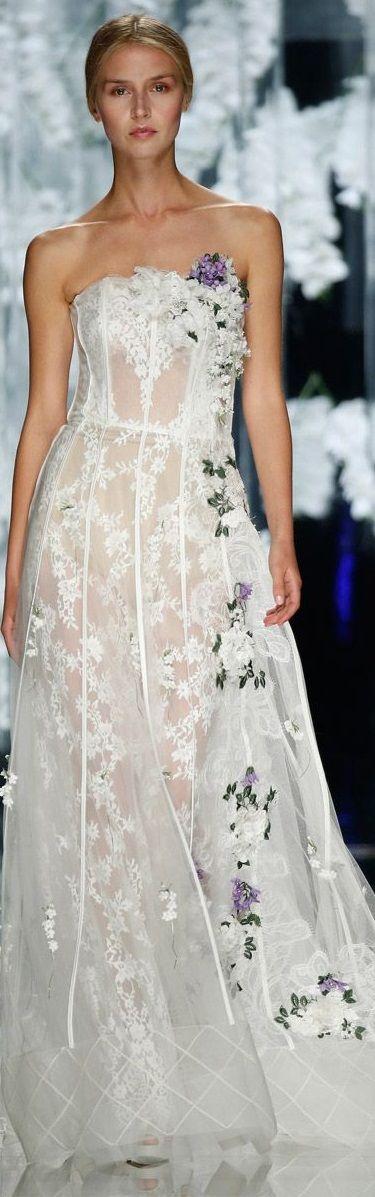 Yolan Cris 2016 Wedding Dress — Orchid Bridal Collection