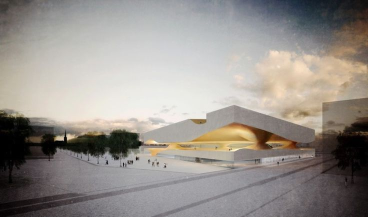 Aires Mateus Wins Competition to Design Mosque in Bordeaux