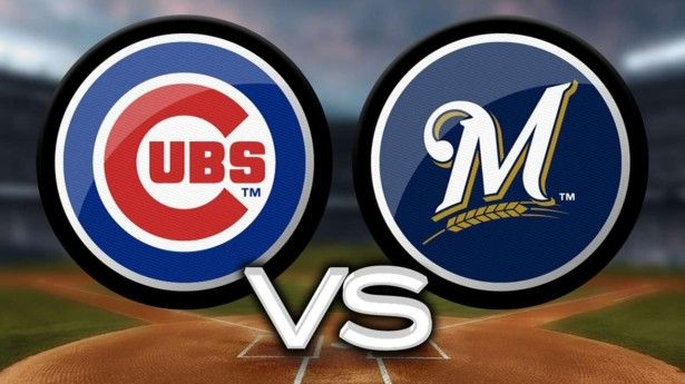 """CUBS vs BREWERS"""