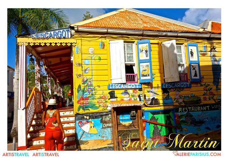 #saintmartin #artistravel #philipsburg #travel #artist