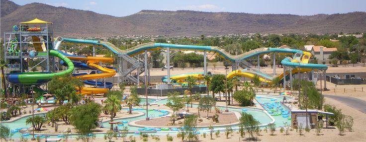 Wet 'N Wild, Phoenix, AZ