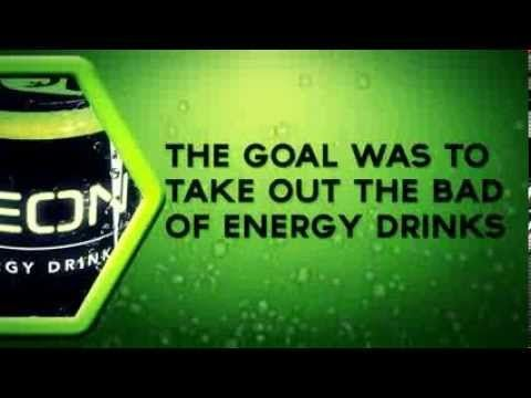 NEON Energy Drink Commercial
