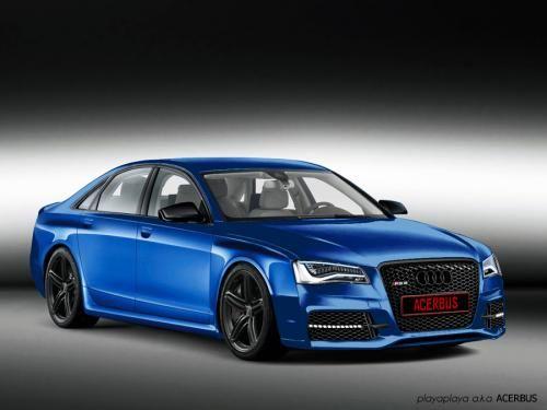 Audi RS8 2014
