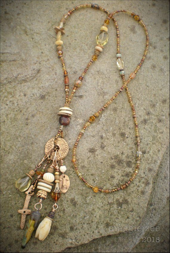 Protective Amulet Necklace for Brigid's Day