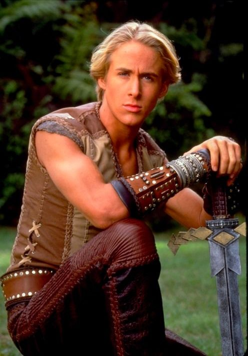 Oh hello Ryan Gosling as HERCULES in Young Hercules!