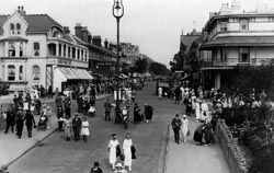 Pier Avenue, Clacton-on-Sea