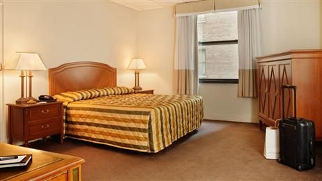Hotel Pennsylvania New York