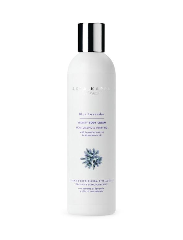 Acca Kappa  Blue Lavender  Crema Corpo Fluida  http://www.accakappa.com/it/c/3/corpo.html