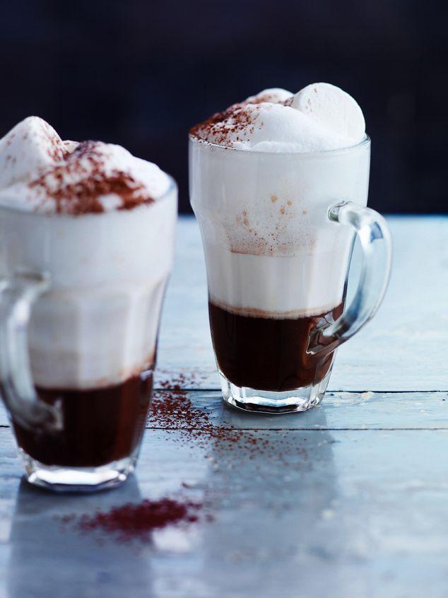 warme koffie chocolademelk met marshmallows | ZTRDG magazine