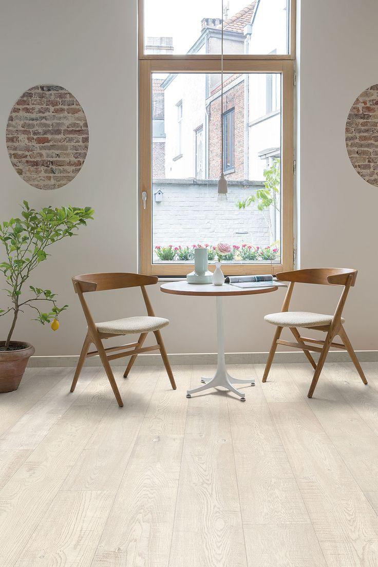 quick step imperio 39 rough white oak 39 imp1627 hardwood. Black Bedroom Furniture Sets. Home Design Ideas
