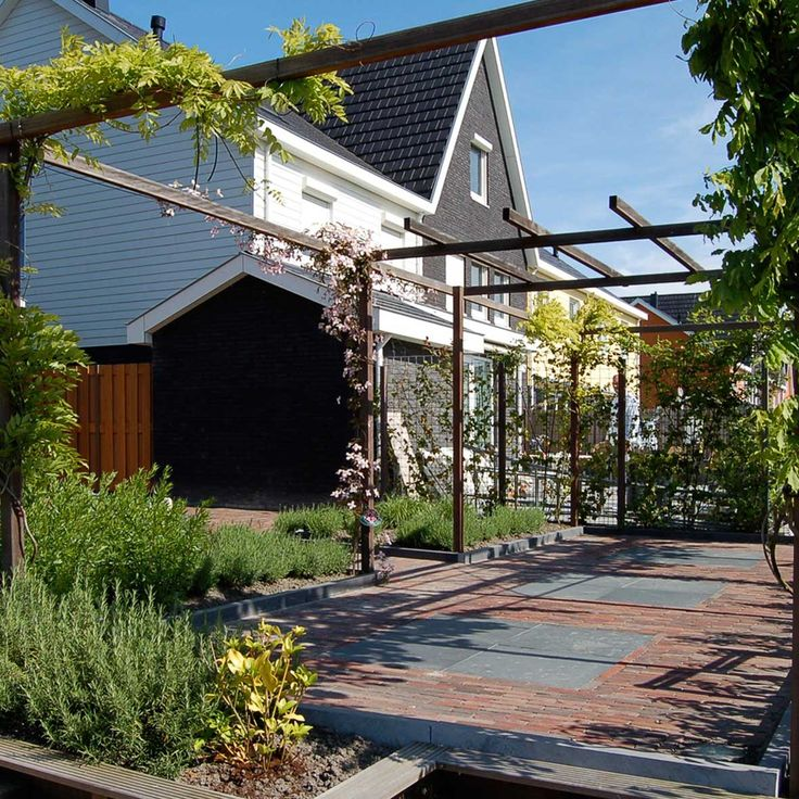78 images about pergola in de tuin on pinterest kid met and doors - Doek voor schaduw ...