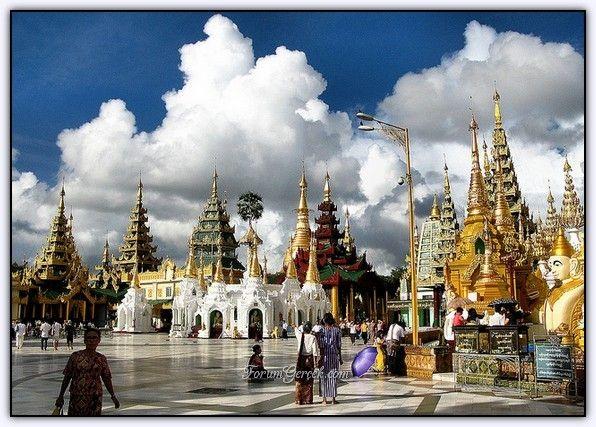 Myanmar (Birmanya) Tarihi ve Görülecek Yerleri - Sayfa 2 - Forum Gerçek