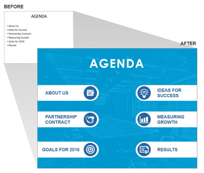 28 best Presentation images on Pinterest Templates, Advertising - agenda design templates