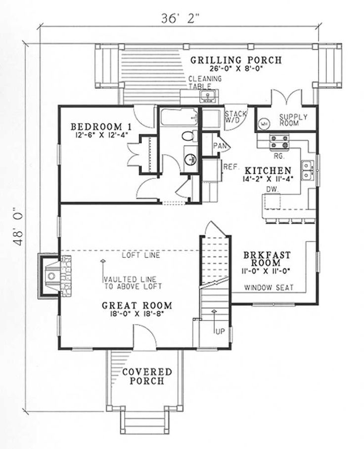 1293 best floor plans layouts for Best floor plan ever