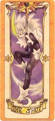 Clow Card - The Shot