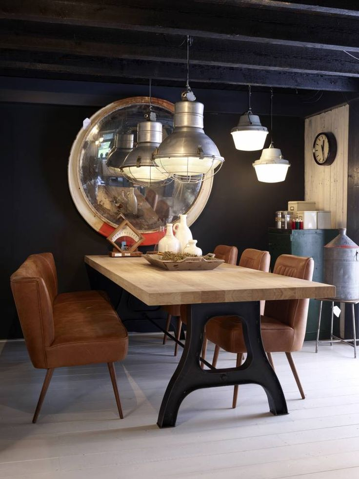 29 best gietijzeren onderstellen images on pinterest industrial furniture cast iron and - Tafel tv vintage ...