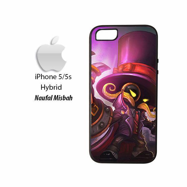 Superb Villain Veigar iPhone 5/5s HYBRID Case