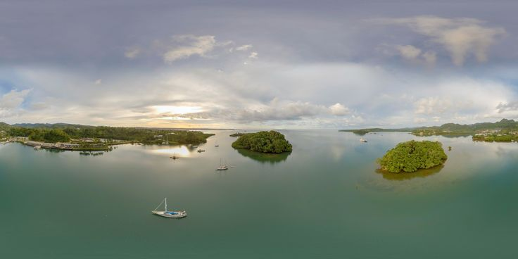https://flic.kr/p/R9uNe8 | Sunrise in Lami Bay - higher quality virtual tour with embedded aerial video in description | roundme.com/tour/109261/view/273856/