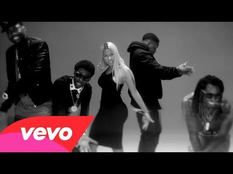 Nicki Minaj))) NEW VIDEO: YG, Rich Homie Quan, Lil' Wayne, Meek Mill & Nick Minaj – My Ni**a (Remix). WATCH