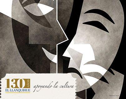"Check out new work on my @Behance portfolio: ""El Llanquihue apoyando la cultura"" http://on.be.net/1Ig3pxA"