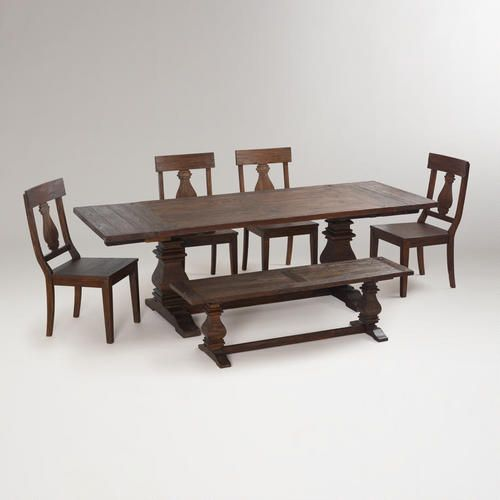 Arcadia Dining Collection World Market TableDining