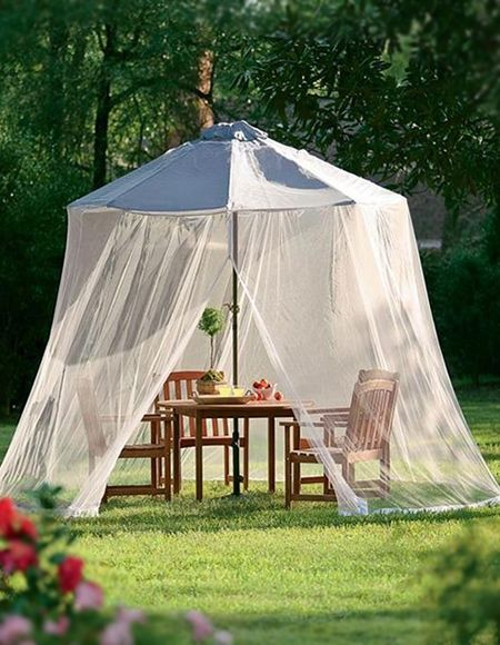 Mosquito Tent Patio: 484 Best Garden On Home-Dzine Images On Pinterest