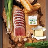 Baguette met ham en champignons - Vereniging van Keurslagers