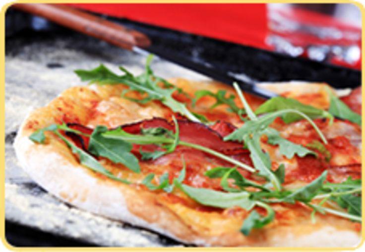 Wil je zelf een biologische pizza maken? Koopmans heeft een lekker recept!