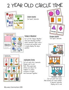 64 Best Circle Time Board Images On Pinterest Activities