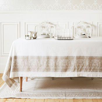 46 best caminos de mesa e individuales con servilletas vintage images on pinterest table - Individuales para mesa ...