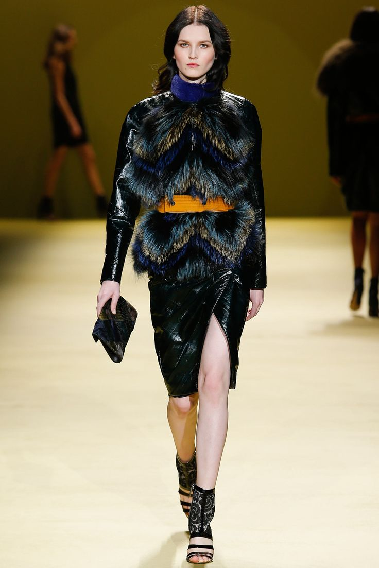 balenciaga armband J  Mendel Fall 2014 Ready to Wear Collection Photos   Vogue