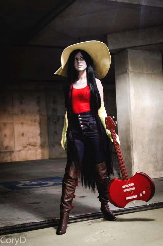 Marceline the Vampire Queen from Adventure Time with Finn and Jake by RetroElectric | ACParadise.com