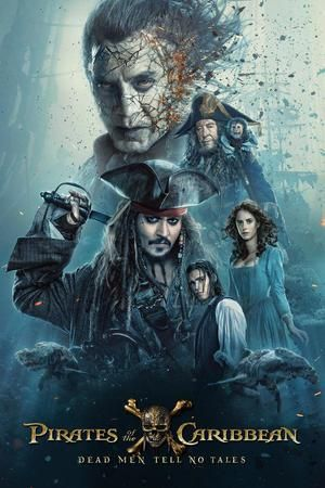 Watch Pirates of the Caribbean: Dead Men Tell No Tales (2017) Full Movie Download