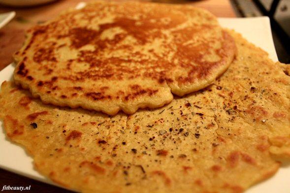 Een experimentje dat ontzettend goed heeft uitgepakt! Naanbrood van kikkererwtenmeel, oftewel: glutenvrij! Het heeft een lekkere structuur en smaak en je zit er sneller vol van dan gewoon naanbrood (wat…